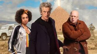 Steven Moffat Introduces The Pyramid At The End Of The World - Doctor Who Series 10