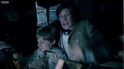 Big Fishy! - Doctor Who A Christmas Carol - Doctor Who - BBC