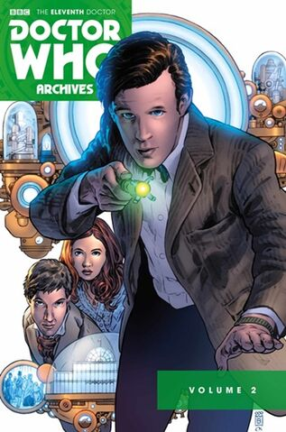 File:The Eleventh Doctor Archives Volume 2.jpg