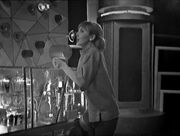 Vicki in the Dalek time craft The Chase-4