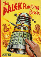 Dalek Painting Book