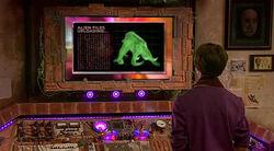 Wormwood in Alien Files