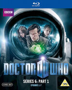 DW S6 P1 2011 Blu-ray UK