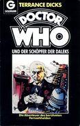 Destiny of the Daleks germany