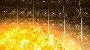 Crucible core of z-neutrino energy