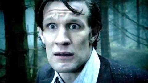 I am The Doctor & I am afraid - Doctor Who - Hide - Series 7 - BBC