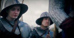 Ashildr at Agincourt