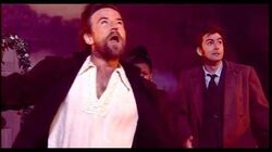 Expelliarmus! William Shakespeare Vs The Carrionites - Doctor Who - The Shakespeare Code - BBC