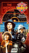 The Androids of Tara VHS US cover