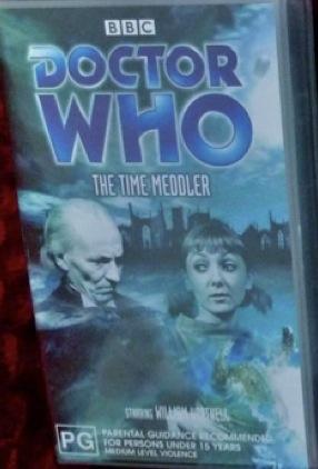File:The Time Meddler VHS Australian cover.jpg