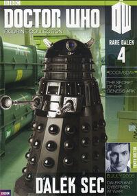 DWFC RD 4 Dalek Sec