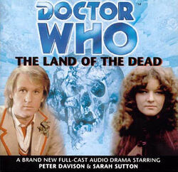 The Land of the Dead cover