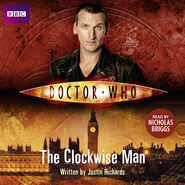 The Clockwise Man Audio
