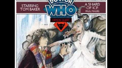 Doctor Who Demon Quest 3 A Shard of Ice Unabridged