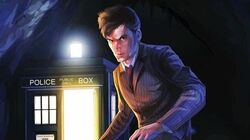 Doctor Who The Tenth Doctor comic book series