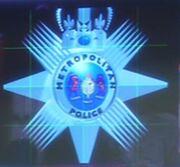 Metropolitain Police logo