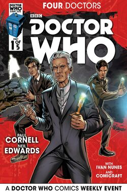 Four Doctors Cover 1