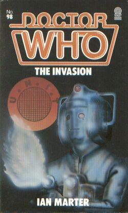 Invasion novel