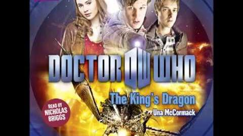 Doctor Who The King's Dragon Unabridged