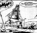 Daleks Versus the Martians (comic story)