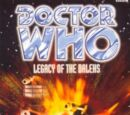 Legacy of the Daleks (novel)