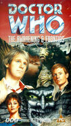 The Awakening and Frontios VHS UK cover