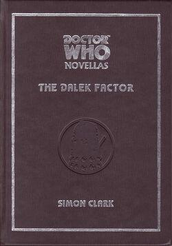 The Dalek Factor Deluxe