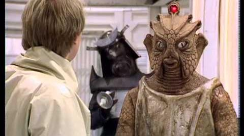 The Silurians and the final solution - Doctor Who - Warriors of the deep - BBC