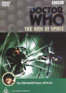 The Ark in Space DVD region 4 cover