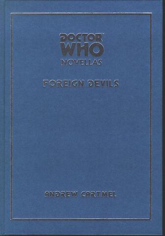 File:Foreign Devils hardcover.jpg
