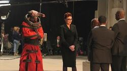 Time Heist - Doctor Who Extra Series 1 Episode 5 (2014) - BBC