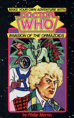 Invasion of the Ormazoids UK