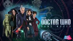 The Doctor Who Game Maker