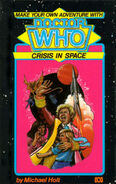 Crisis in space Aust cover