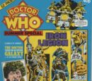 Doctor Who Magazine (special issues)