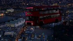 The Routemaster Returns to Earth (HQ) - Doctor Who - Planet of the Dead - BBC