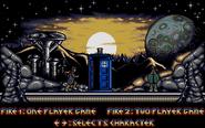 Dalek Attack player select