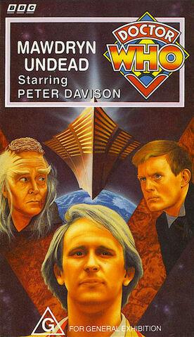 File:Mawdryn Undead VHS Australian cover.jpg