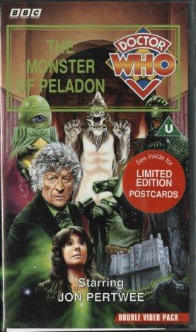 File:The Monster of Peladon Video.jpg