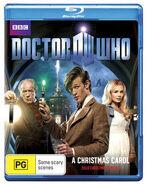 A Christmas Carol 2011-1 Blu-ray Au