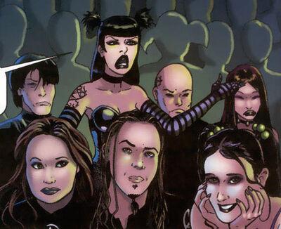 Goth Coven