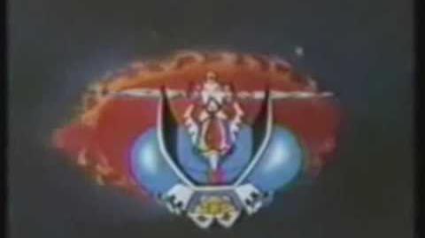 Tekkaman's SPACE LANCE