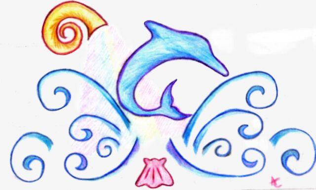 File:Rainbow dolphin by Raebwynn.jpg