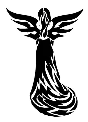 File:Gothic Angel Tatoo by xXEternitysAngelXx.jpg