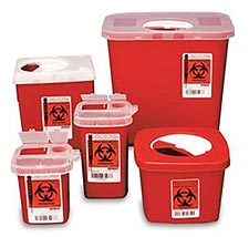File:Red sharps containers.jpg