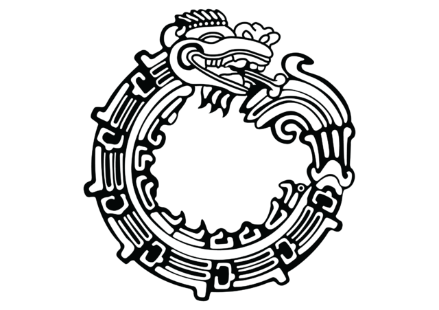 File:Aztec serpent tattoo by cuba12.png