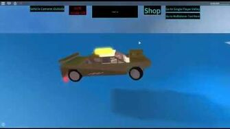 ROBLOX Taxi Simulator How to get to the end of the world Motel and Gift Shop