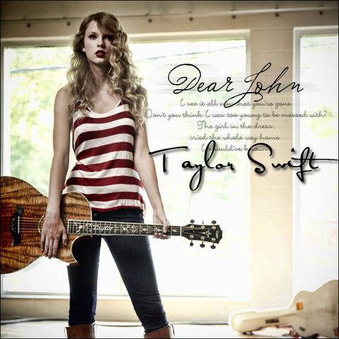 File:Taylor-Swift-Dear-John-FanMade.jpg