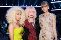 Nicki Minaj Taylor Swift 5