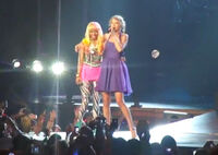 Nicki Minaj Taylor Swift 1